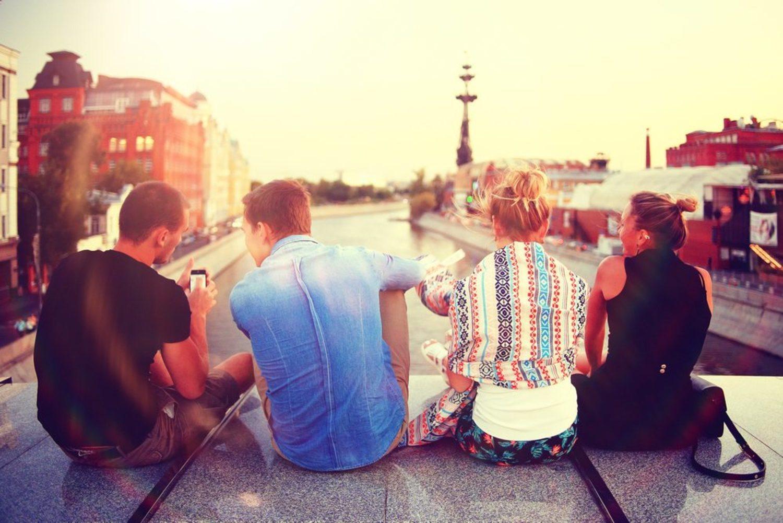 Viajar en grupo está genial... Siempre que todos tengáis claro el tipo de viaje que es, claro.