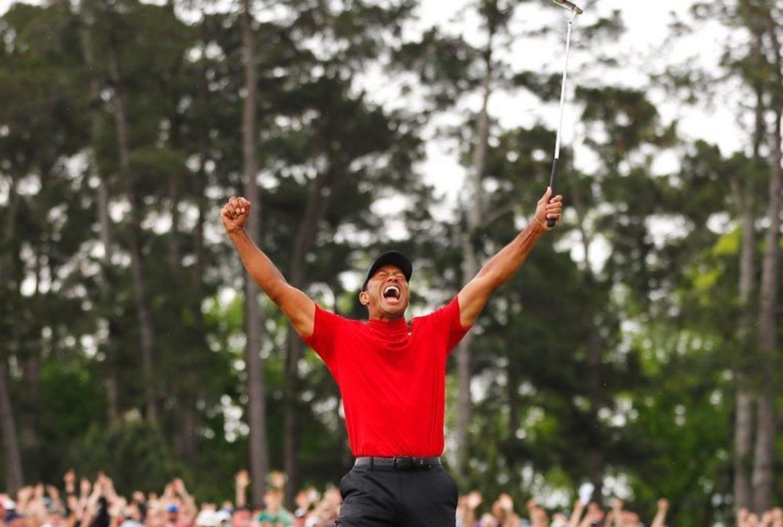 Tiger Woods ha ganado la edición de 2019 del Masters de Augusta, su decimoquinto 'grande'. El último lo había ganado en 2009.