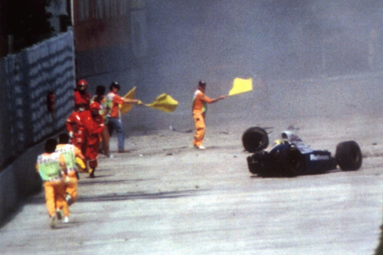 El accidente de Senna cambió para siempre la historia del automovilismo.