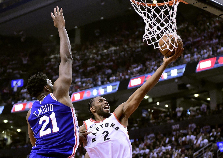 Kawhi Leonard ha convertido a Toronto Raptors en un serio candidato al campeonato.