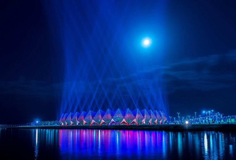 El Bakú Crystal Hall (Azerbaiyán) se construyó desde cero para Eurovisión