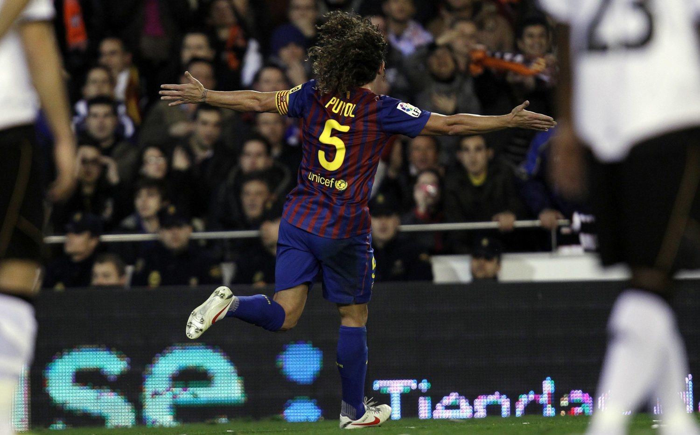 El central traspasó rivalidades y fue querido por todas las aficiones del fútbol español.