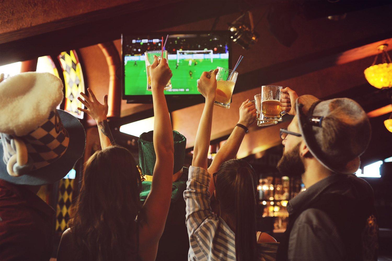El deporte, la cerveza y las amistades son la combinación ganadora