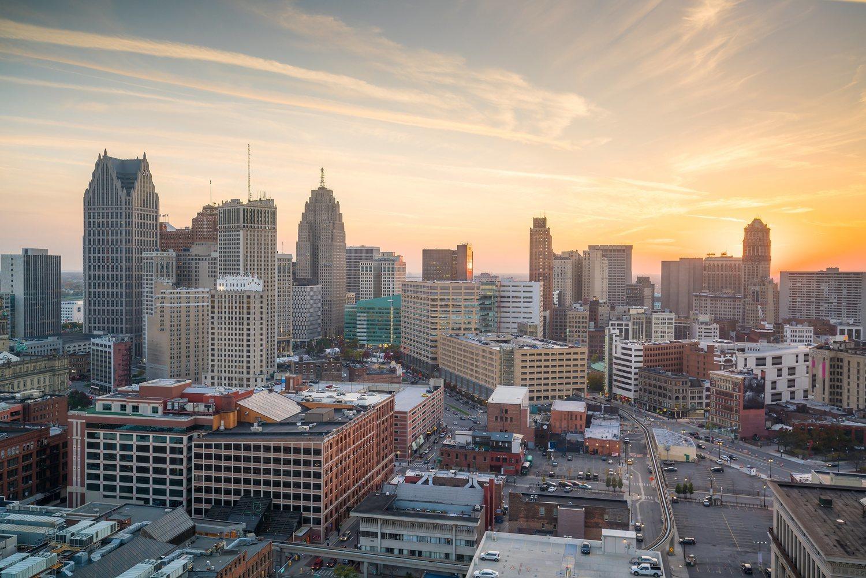 La ciudad de Detroit, en un contexto de decadencia económica, fue la cuna del 'techno'.