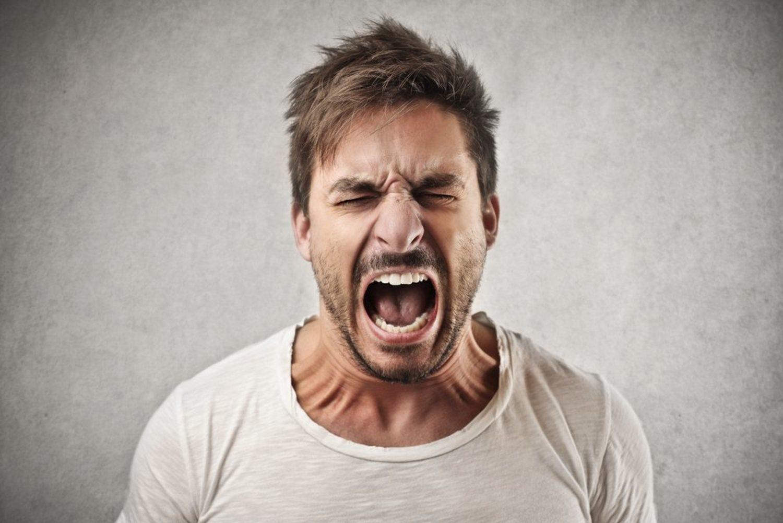 Gritar no es malo, forma parte lógica del proceso.