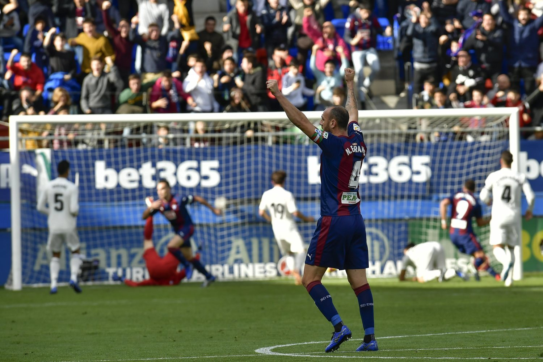 El Eibar sigue haciendo historia en Primera División.