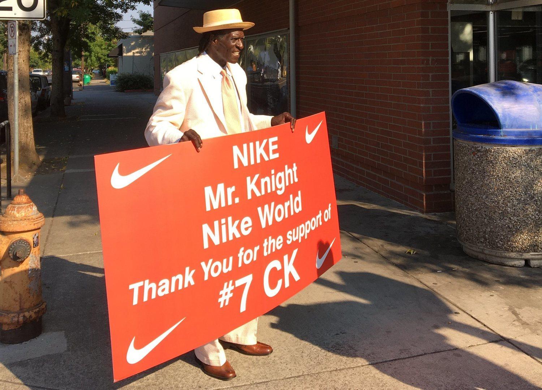 Muchas personas han querido agradecer públicamente a Nike su valiente campaña.
