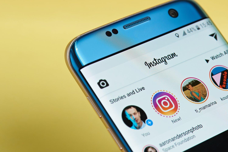 Todo es censurable en Instagram.