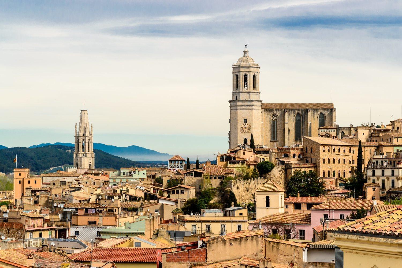 Las calles del casco antiguo de Girona sirvieron para dar vida a Desembarco del Rey, Braavos o Antigua.