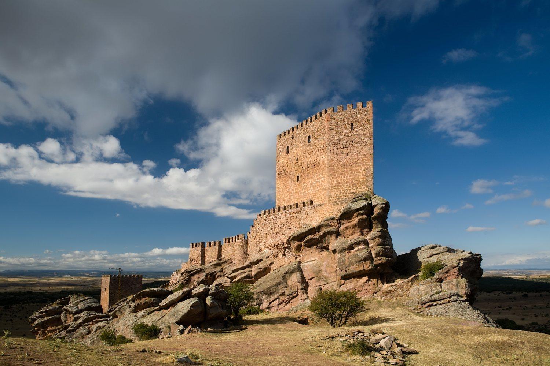 El Castillo de Zafra dio vida a la Torre de la Alegría, donde Lyanna Stark se encontraba supuestamente secuestrada por Rhaegar Targaryen