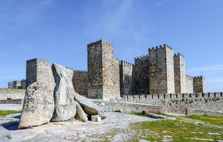La fortaleza de los Lannister se recreó en el Castillo de Trujillo.