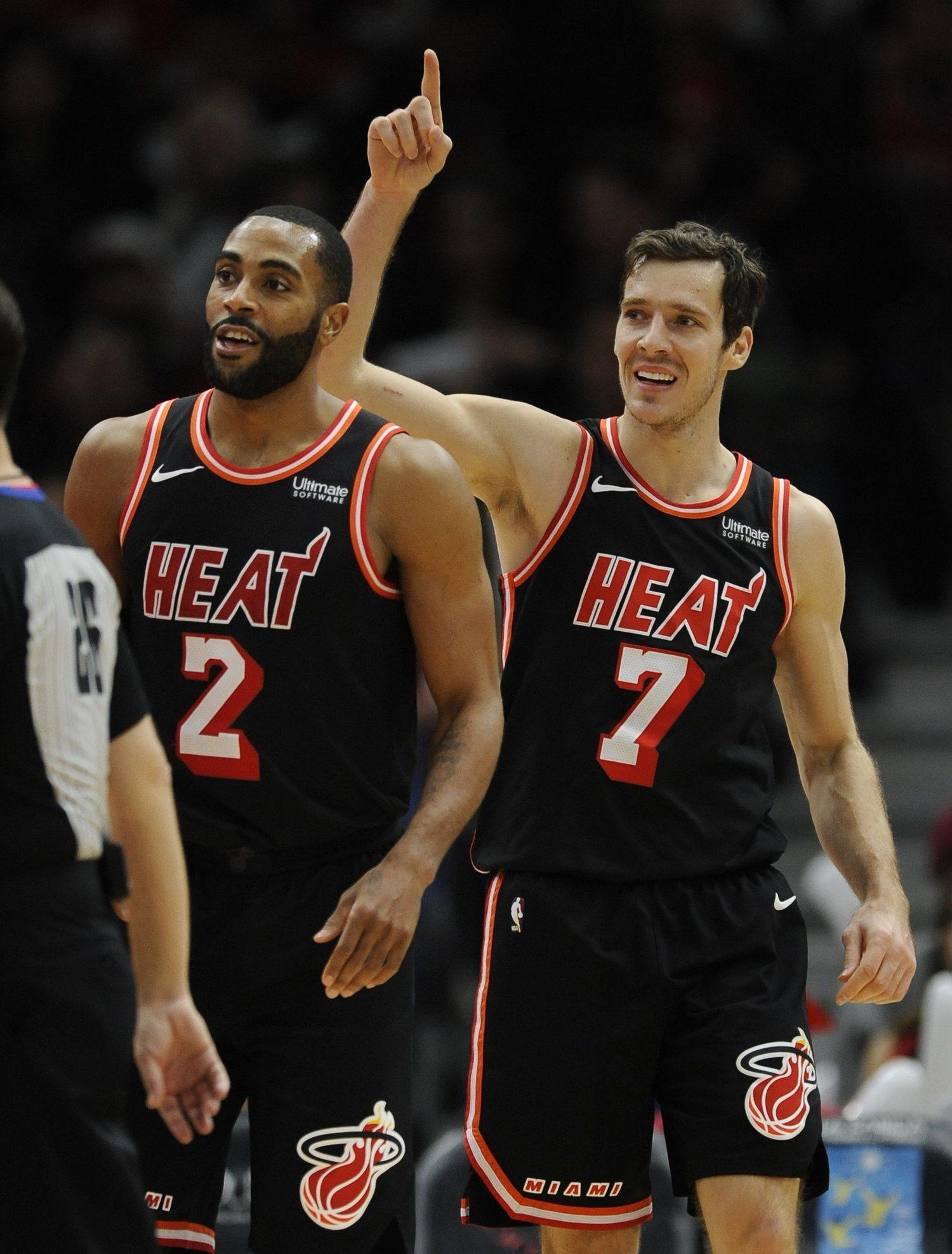Miami Heat es uno de los equipos que están por encima del impuesto de lujo.