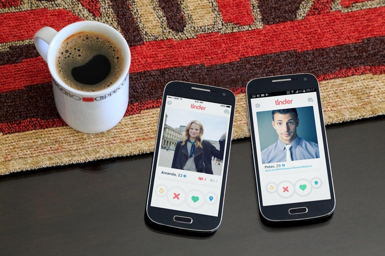 Tinder es una de las aplicaciones más populares de este tipo.
