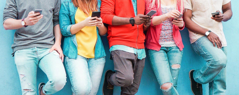 Los smartphone han tenido un papel crucial en este nuevo tipo de relaciones.