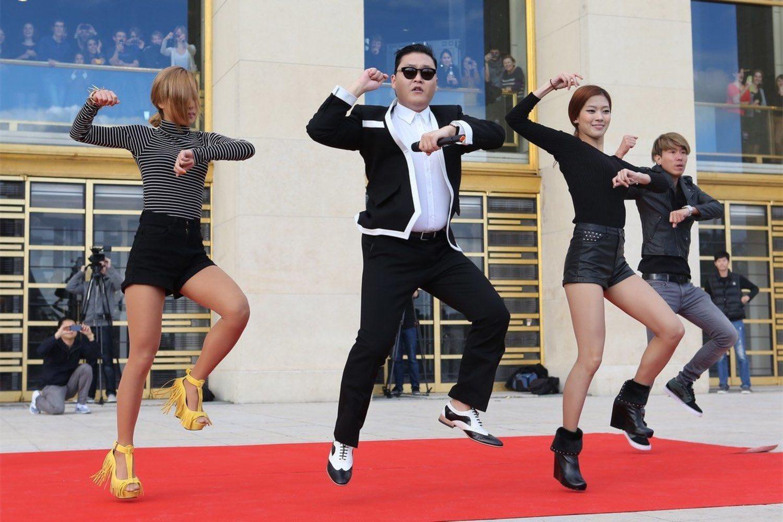 Gustara más o menos, todos hemos cantado y bailado el Gangnam Style