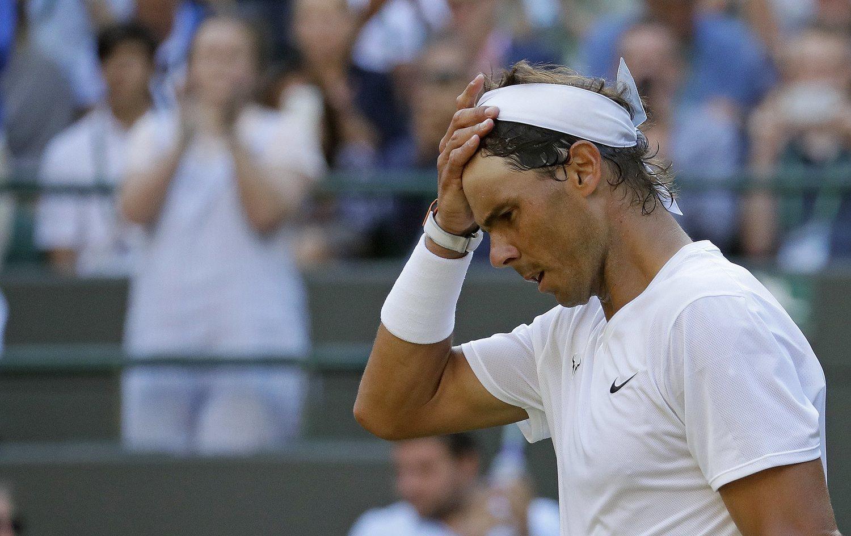Nadal, un deportista fuerte mentalmente no pudo evitar ser víctima de la depresión.