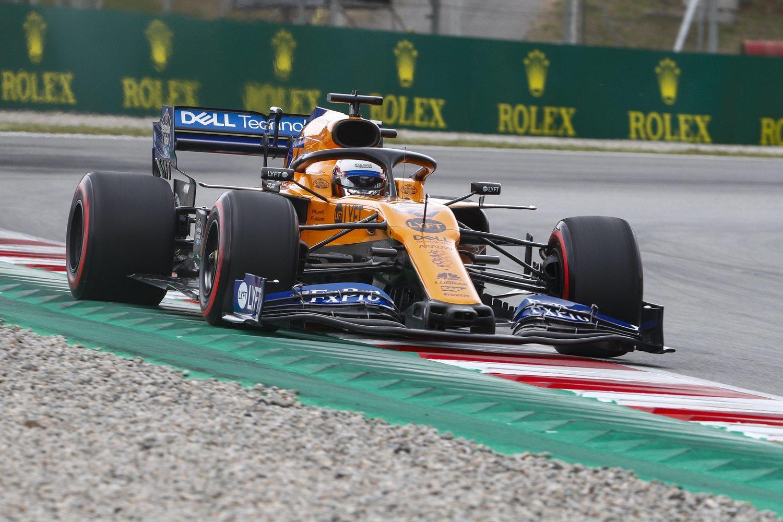 McLaren parece que empieza a ver la luz al final de un largo túnel.