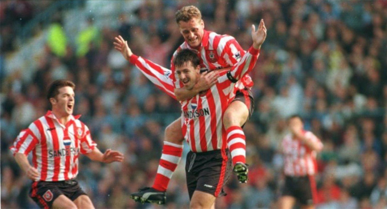 Le Tissier fue la gran estrella del Southampton durante toda su carrera
