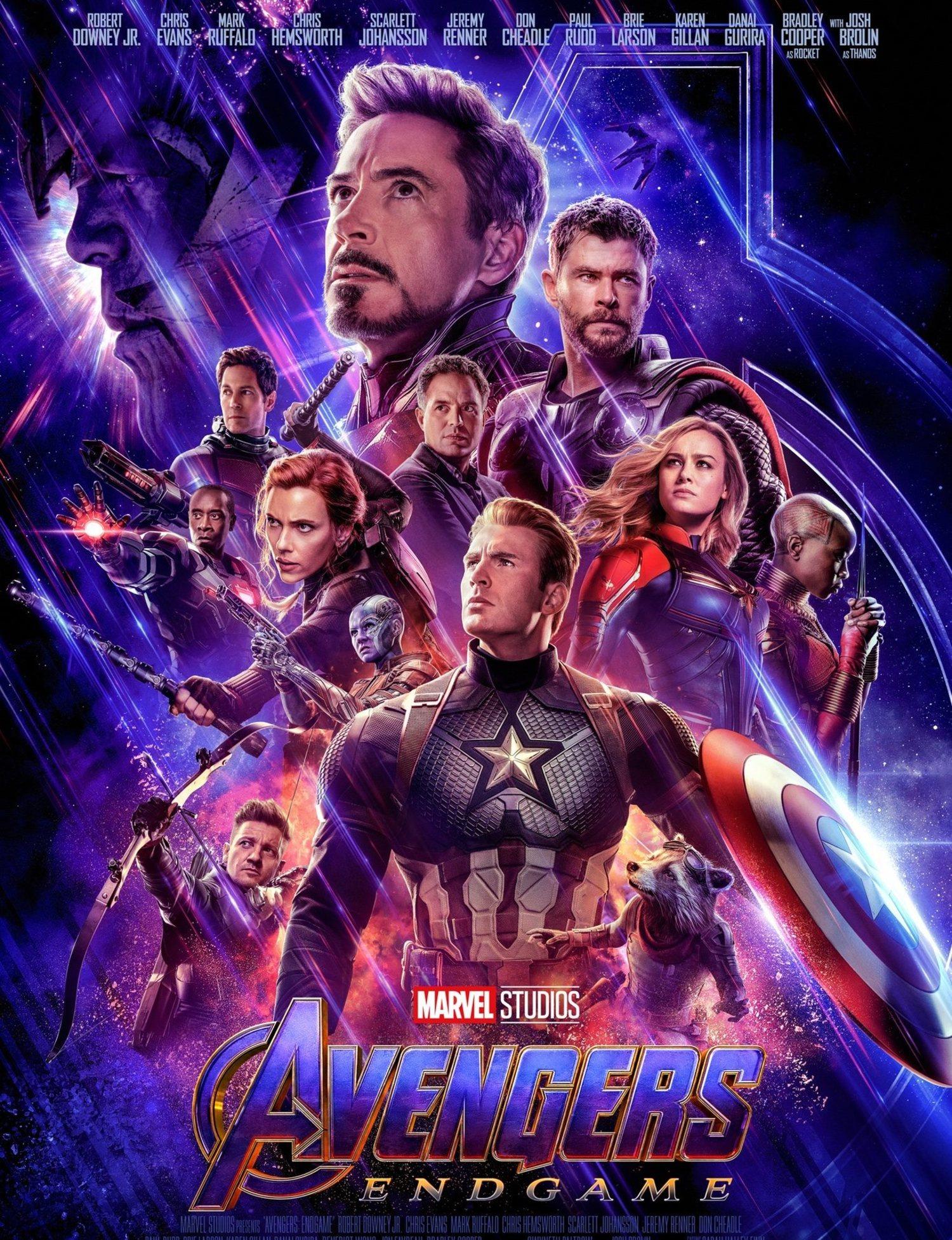 'Vengadores: Endgame' ha supuesto un antes y un después para el universo Marvel.