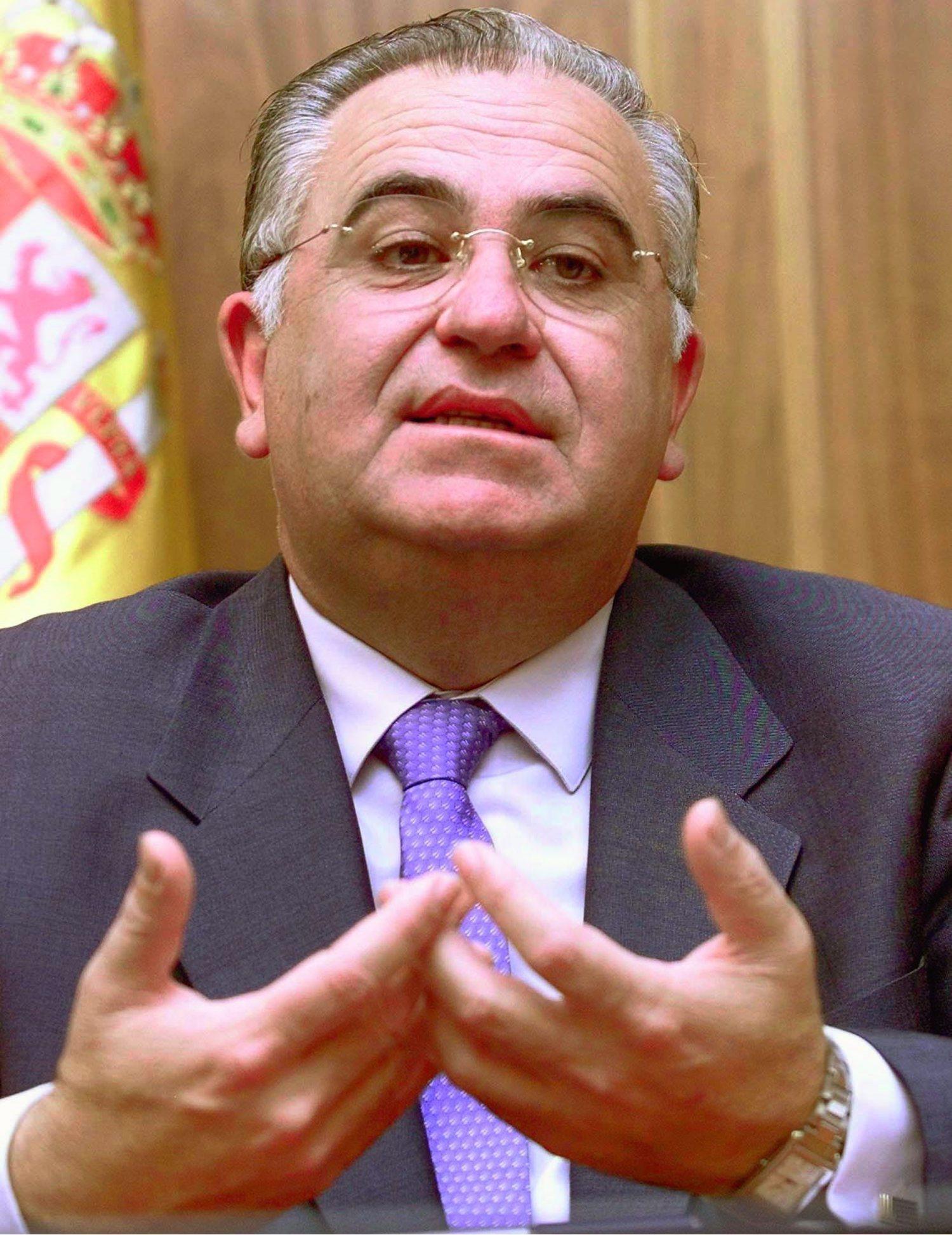 Un sobrino de Juan Cotino, condenado por la trama Gürtel, era el dueño de Leitosa SAU, empresa propietaria de la mina del Monte Neme, cuando solicitó un concurso de acreedores en 2012.