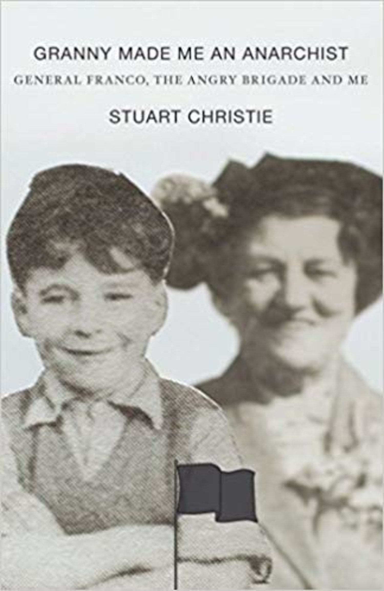 Stuart Christie es el autor de su biografía titulada 'Mi abuelita me hizo un anarquista'.