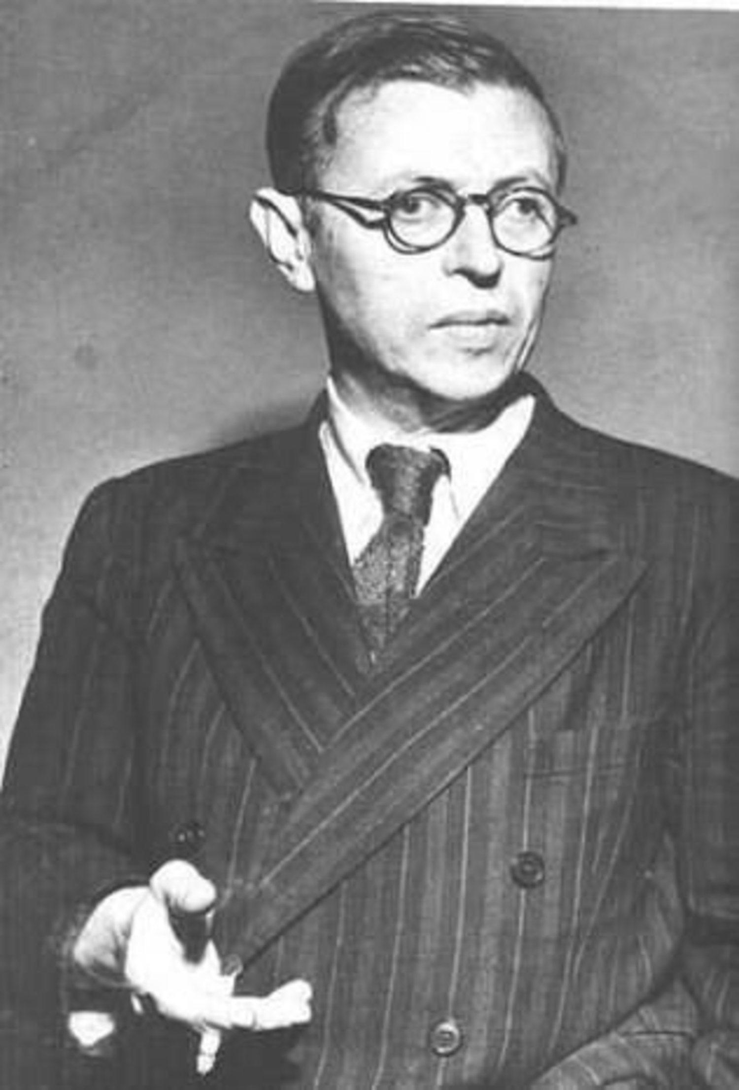 Intelectuales como Jean Paul Sartre o Bertrand Russel se posesionaron a favor de la excarcelación de Christie.