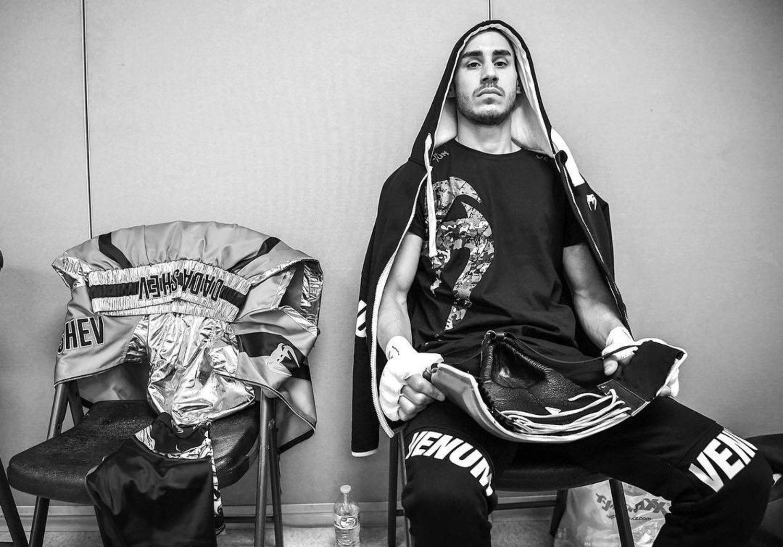 Dadashev comenzó a boxear a los 10 años. Era considerado un púgil muy prometedor.
