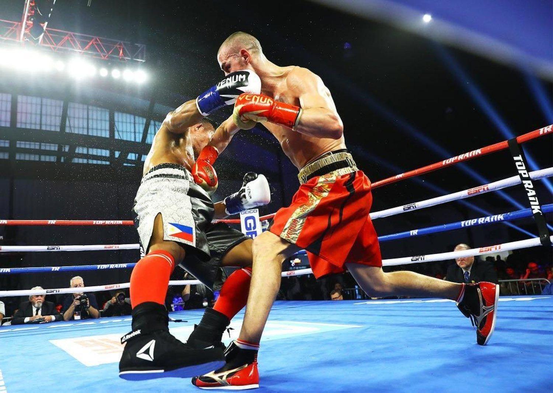 Dadashev quería ser el campeón mundial para poder traerse consigo a su familia a California.
