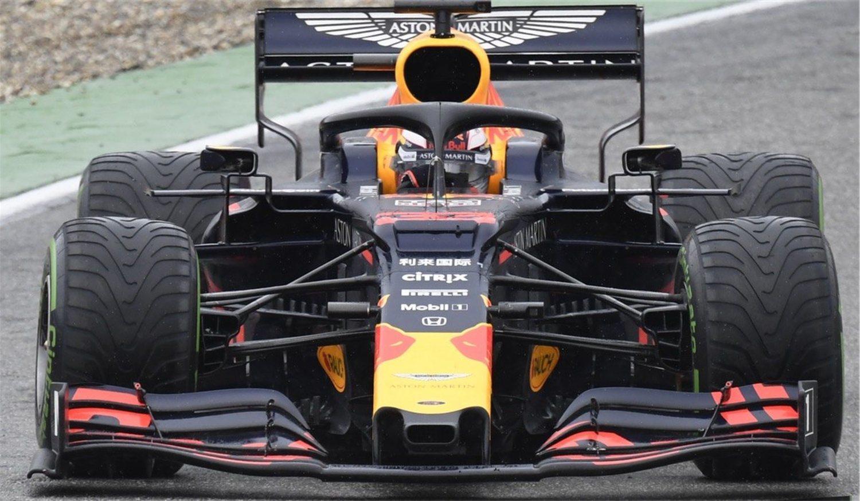 Segunda victoria de Verstappen, de Red Bull, y por consiguiente, de Honda
