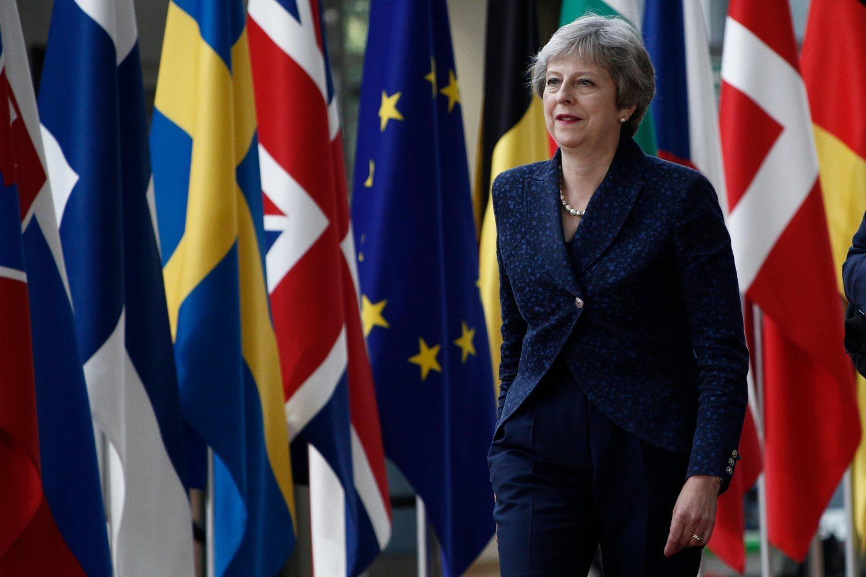 Theresa May abandonó su cargo por la imposibilidad de llegar a un acuerdo para efectuar el 'Brexit'.