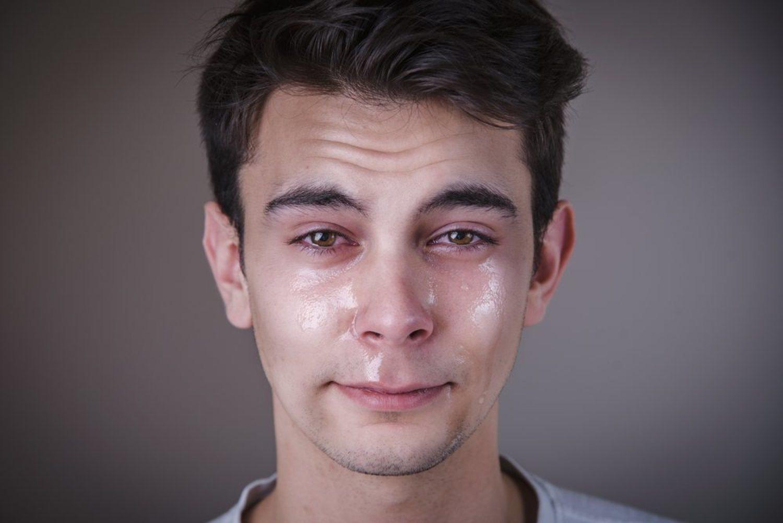 Si nos cohíben en nuestra adolescencia a llorar, es muy complicado que superemos ese problema.