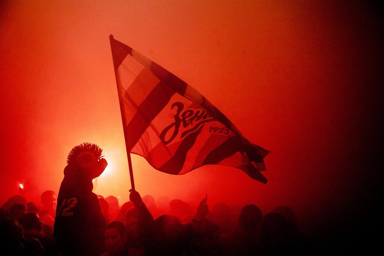 Los ultras rusos son de los más ruidosos de Europa, pero también de los más intolerantes.