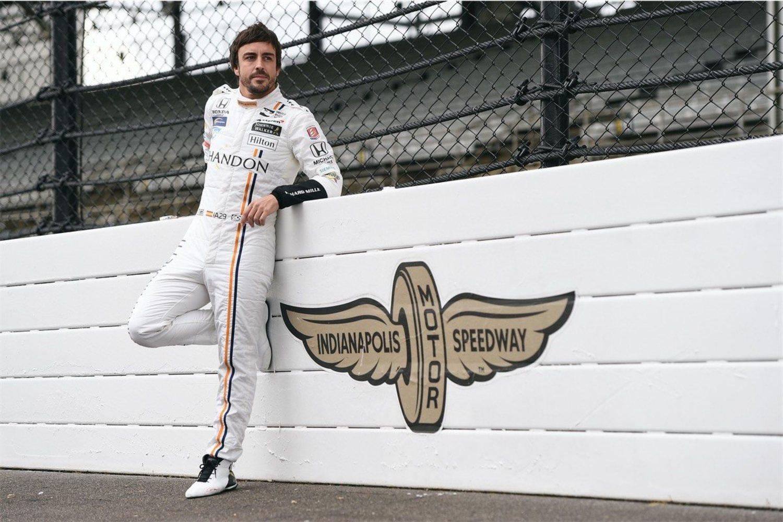 No parece que Alonso quiera repetir experiencias pasadas en la Indy