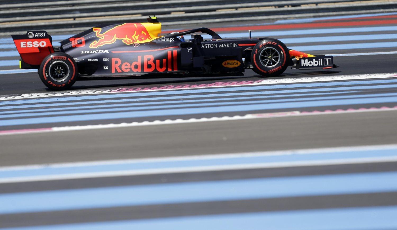 Red Bull parece haber encontrado la estabilidad con Honda.