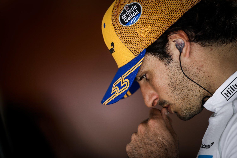 Carlos Sainz, una de las sorpresas positivas de esta temporada.