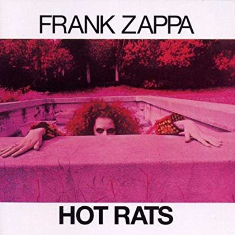 Portada de 'Hot Rats', de Frank Zappa.