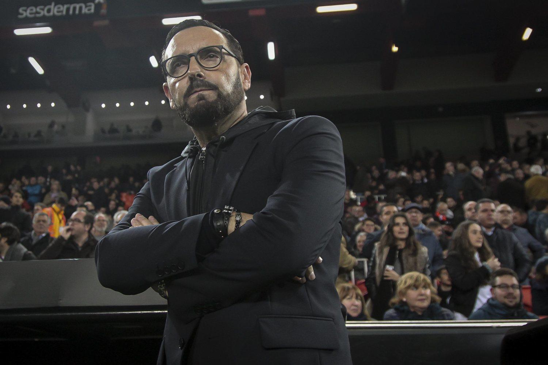 José Bordalás ha transformado el club en apenas tres años.