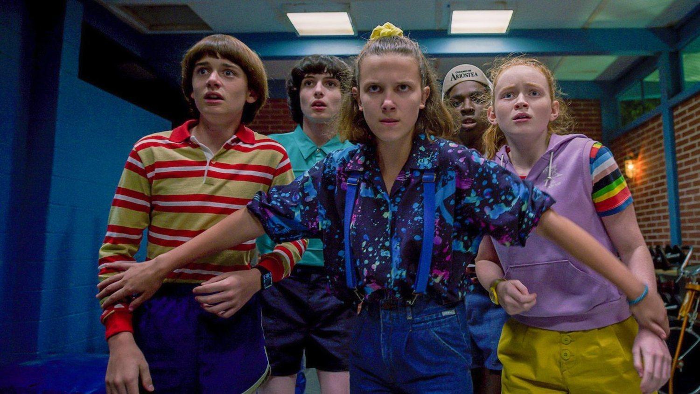 'Stranger Things' es la serie ambientada en los 80 por antonomasia.