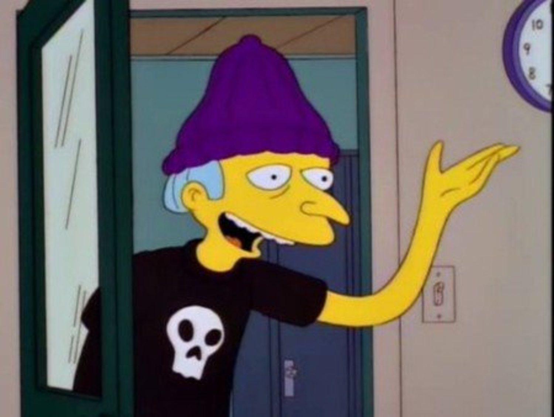 Si no eres millennial o Gen Z y vienes simplemente a mirar los términos, vale. Si pretendes hablar así, te convertirás en Burns.