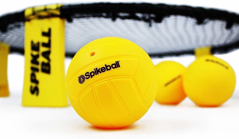 Spikeball, un deporte apto para todos y que se puede practicar donde sea.