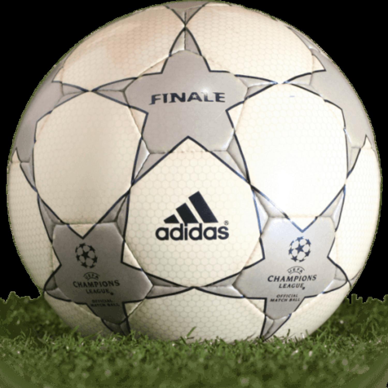 Adidas Finale 1, el primer balón con estrellas de la Champions.