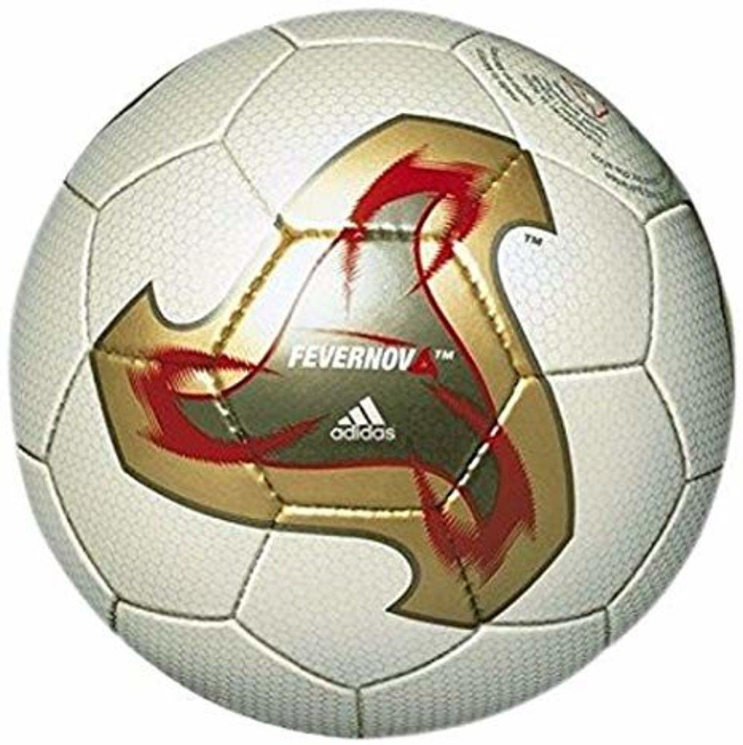 Adidas Fevernova, un balón que nos trae duros recuerdos.