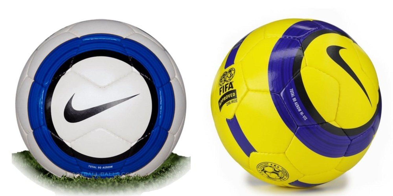 Nike Total 90 Aerow, los balones insignia de Nike