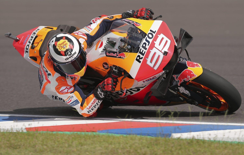 Jorge Lorenzo no se ha encontrado cómodo con su Honda en ningún momento de la temporada.