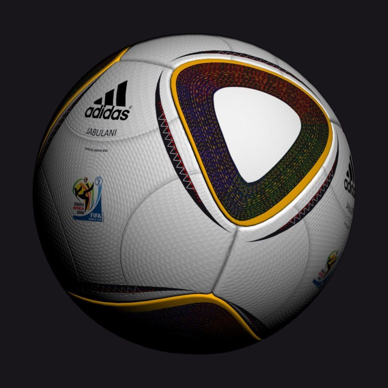 Adidas Jabulani, el balón que llevó a la gloria a la Selección Española.