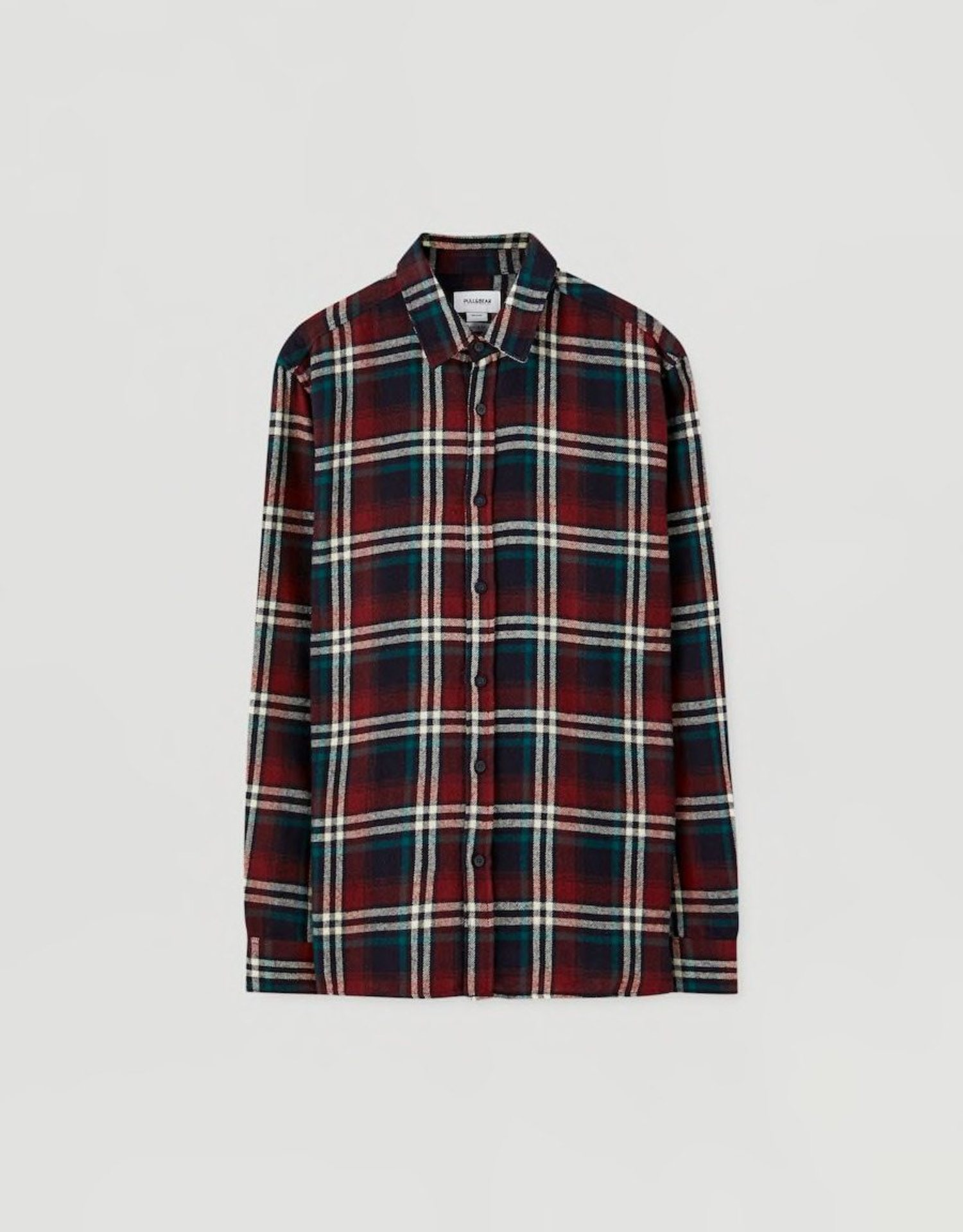 Camisa de cuadros perfecta para disfrazarte de Jack Torrance