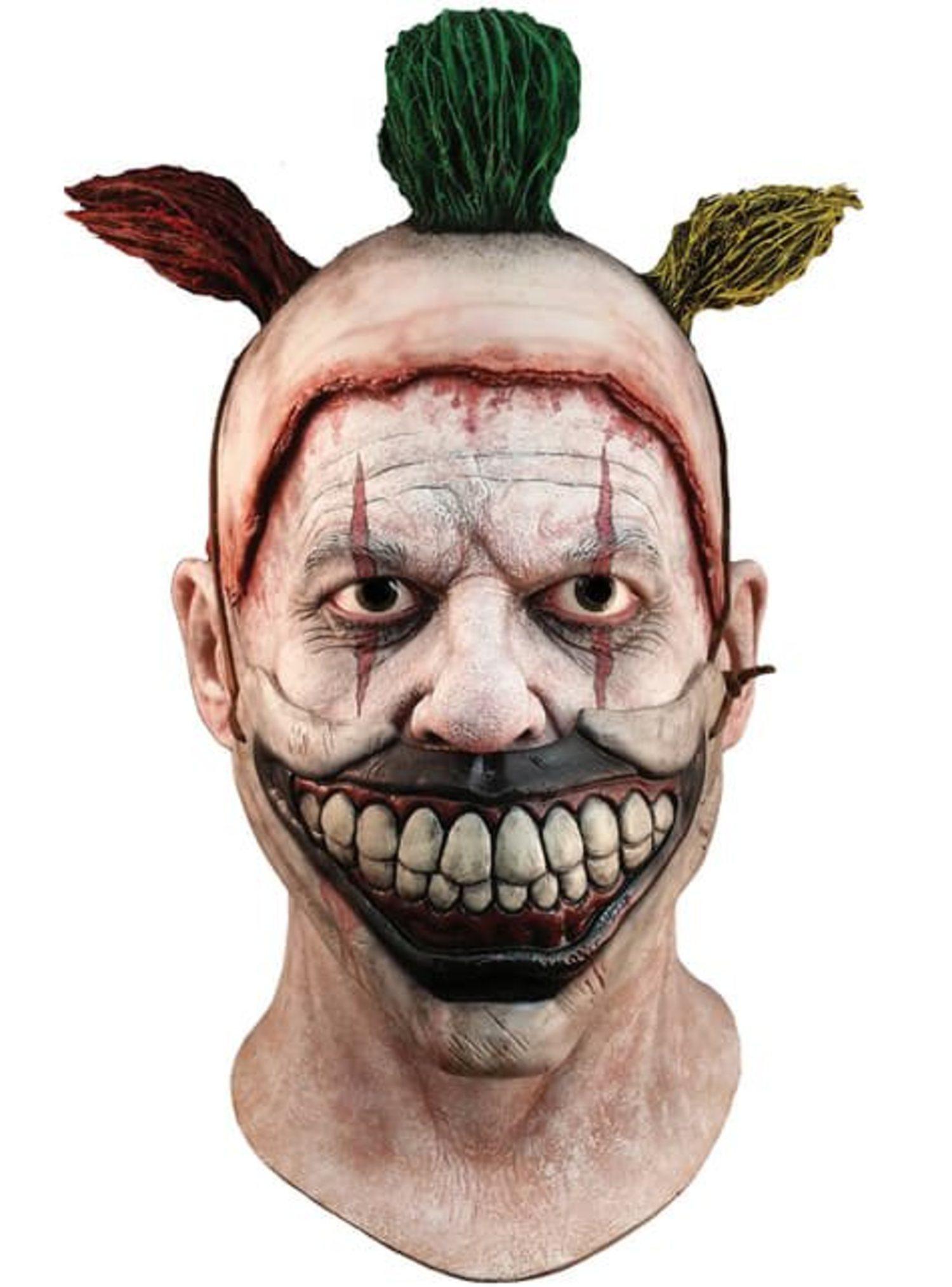 Máscara payaso de 'American horror Story'