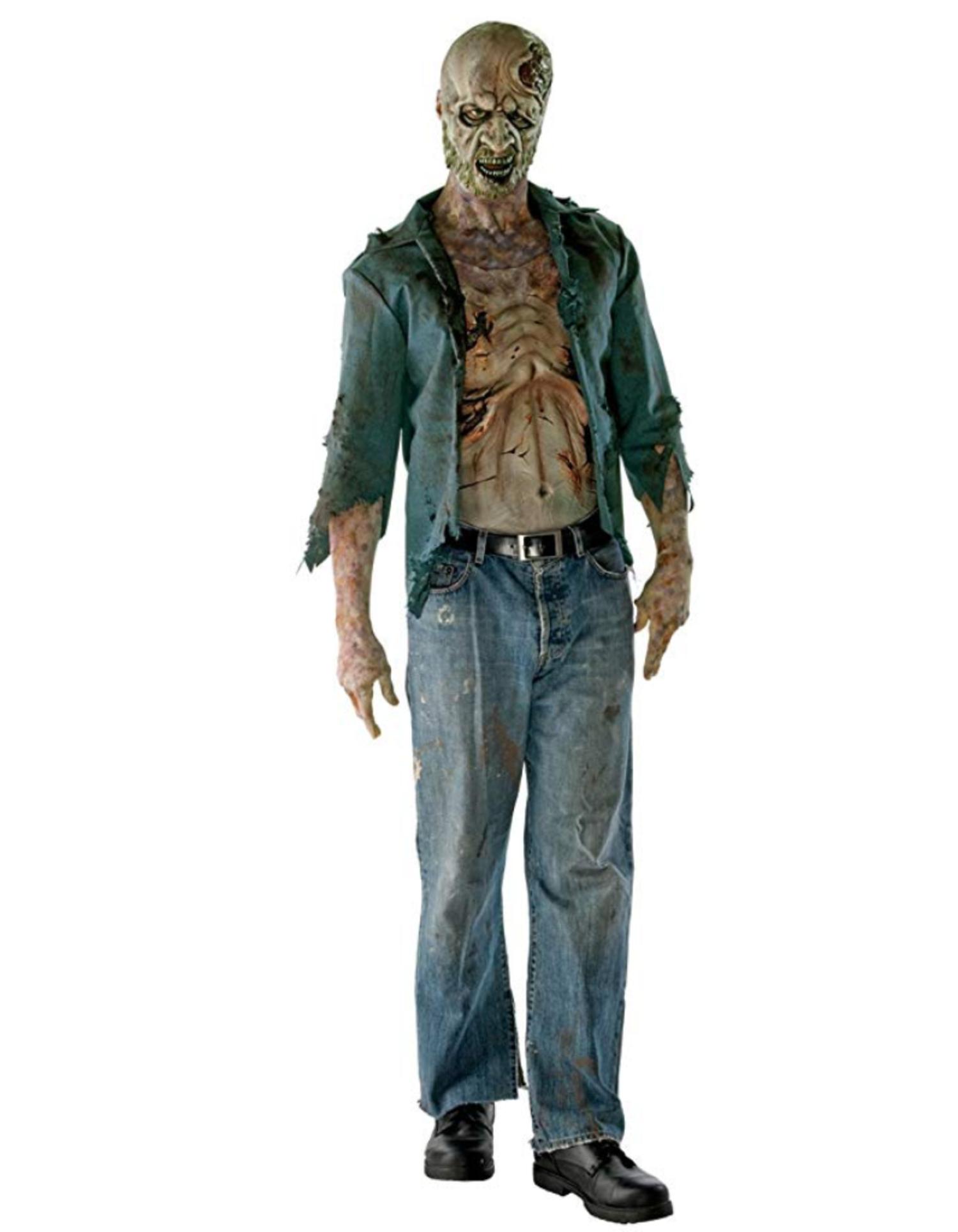 Zombie de 'The Walking Dead'.