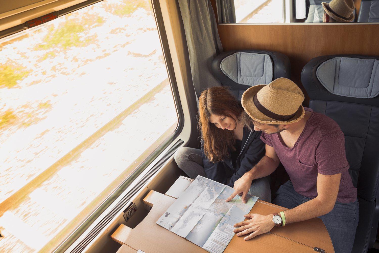 El Interrail es el viaje soñado por muchos jóvenes Europeos.