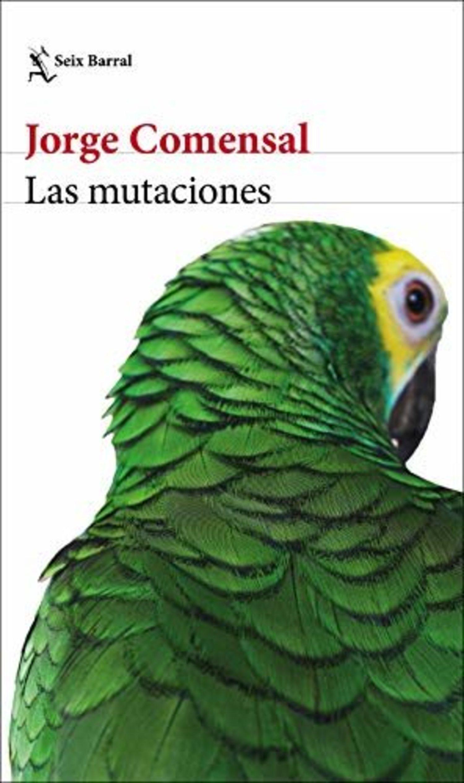 La mutaciones de Jorge Comensal.